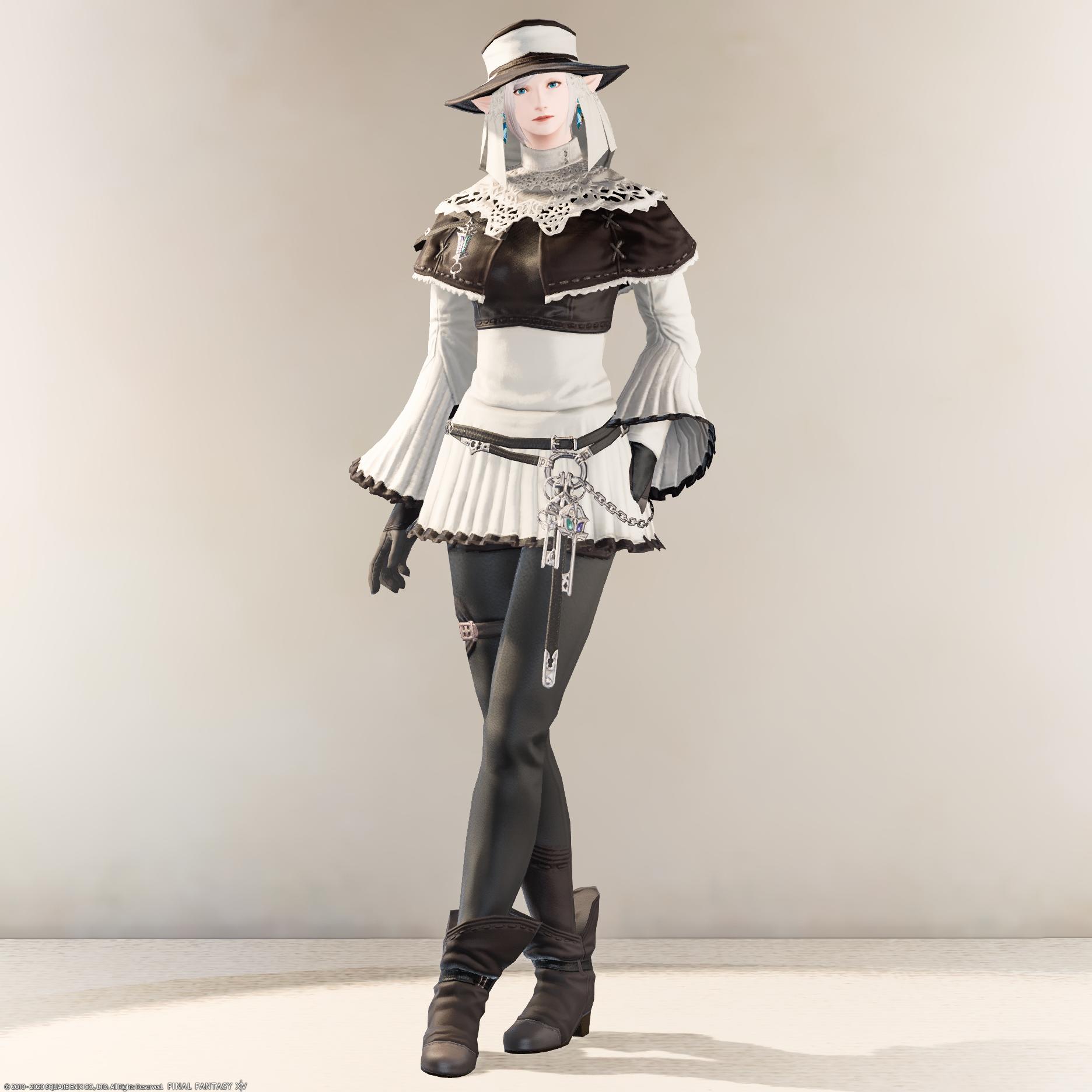 ヨルハ五三式軍装:重